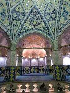 sultan amir ahmad bathhouse kashan