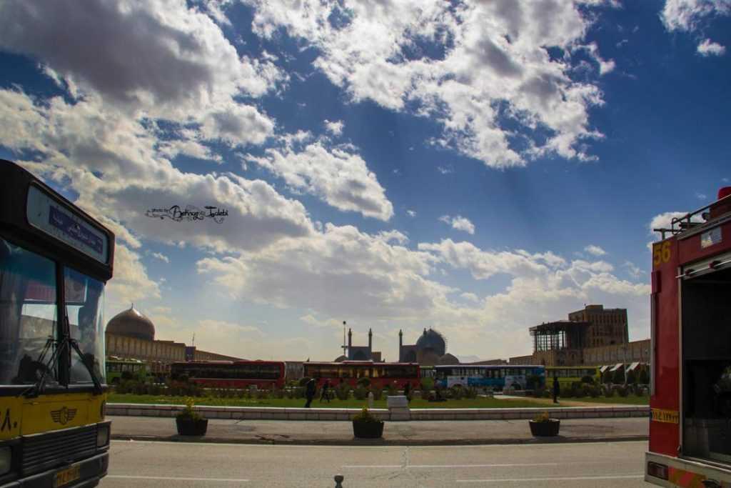 Meydane Naghshe jahan isfahan