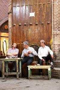 Tabriz Markt