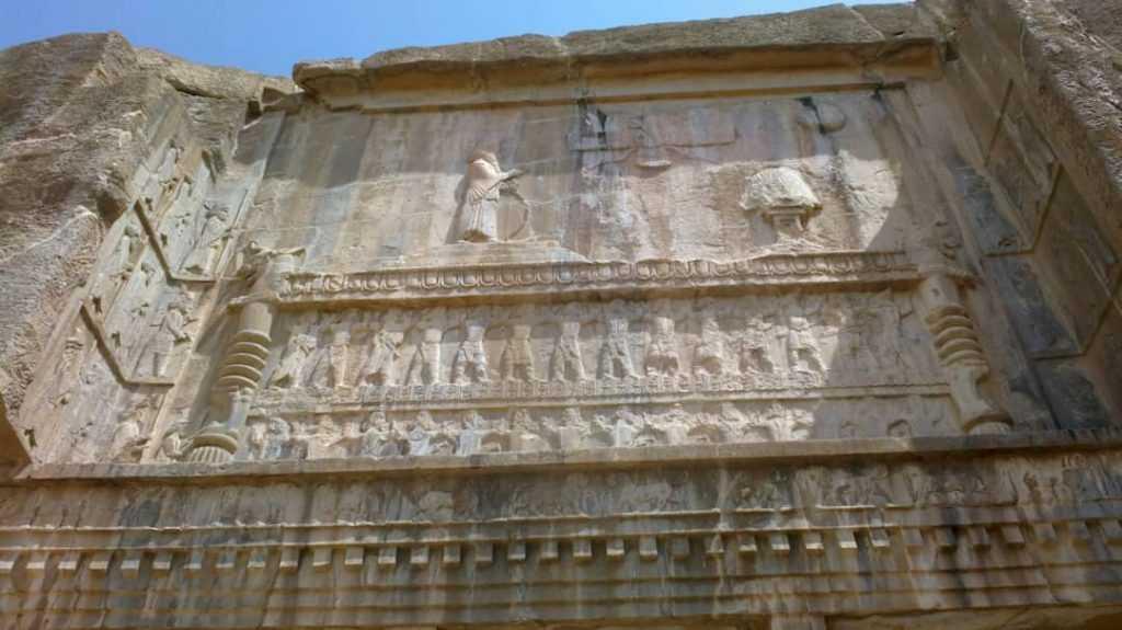 takhte jamshid(Persepolis)