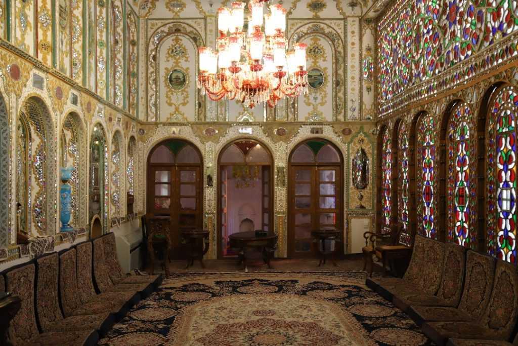 خانه ملاباشی اصفهان(خانه معتمدی اصفهان)