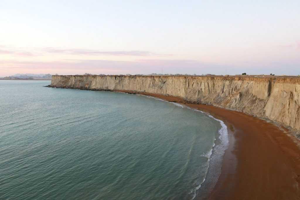 Chabahar Sea