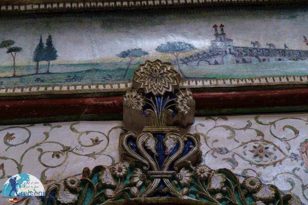 تزئینات خانه بروجردی ها