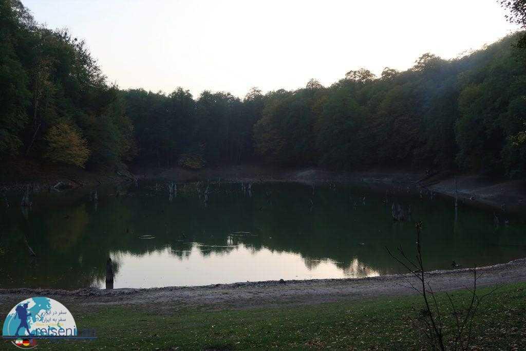 عکس دریاچه چورت