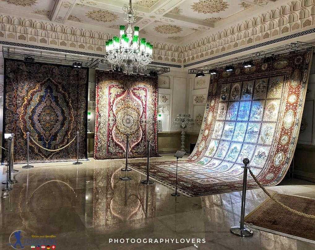 فرش ایرانی در ایران مال