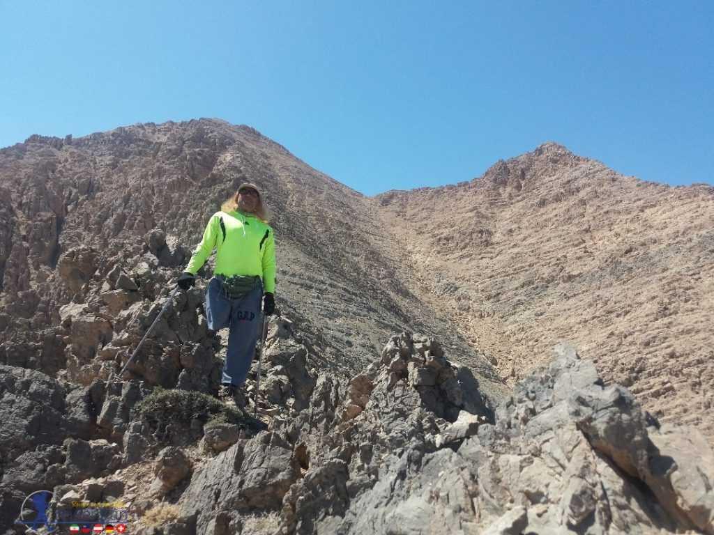 صعود به قله نایبند