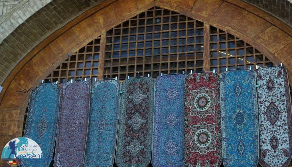 صنایع دستی های اطراف کاخ عالیقاپو