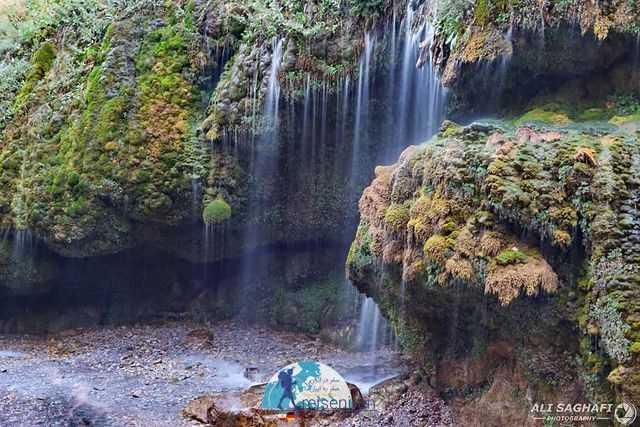 آبشارهای فصلی