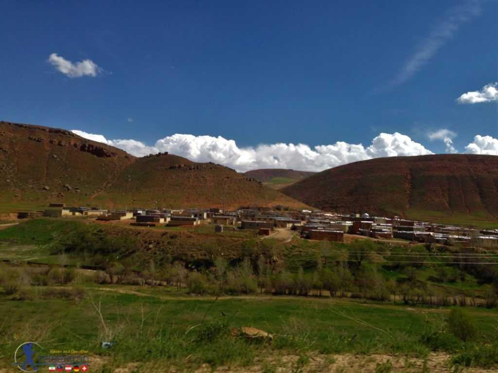 روستاهای استان کردستان