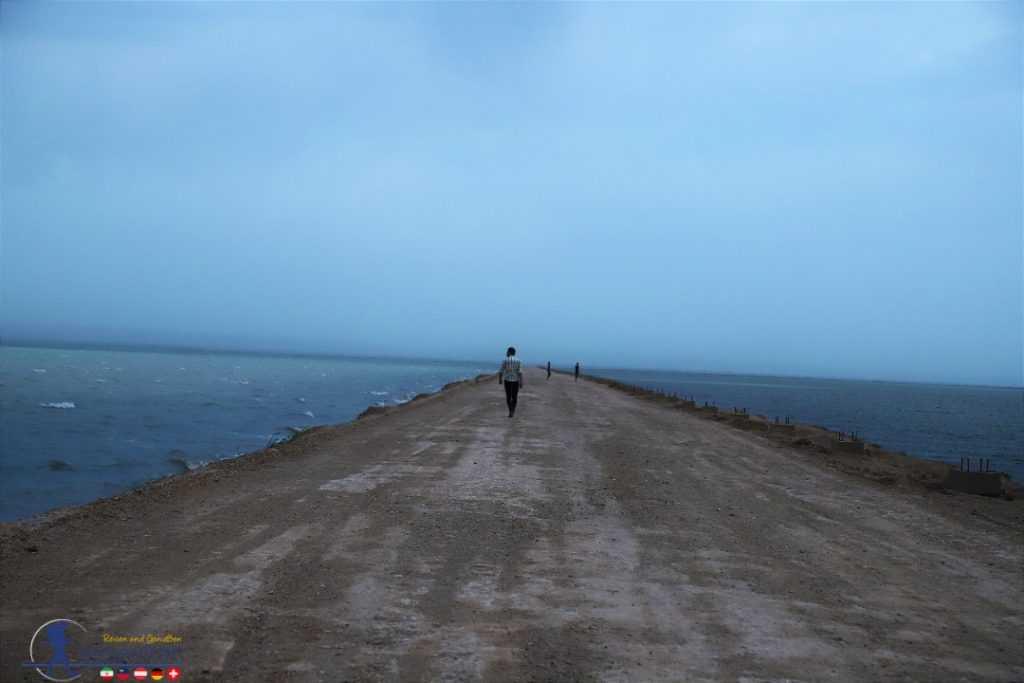 مسیر دریاچه میقان