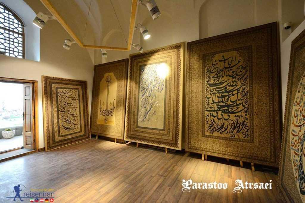 گالری قیصریه اصفهان