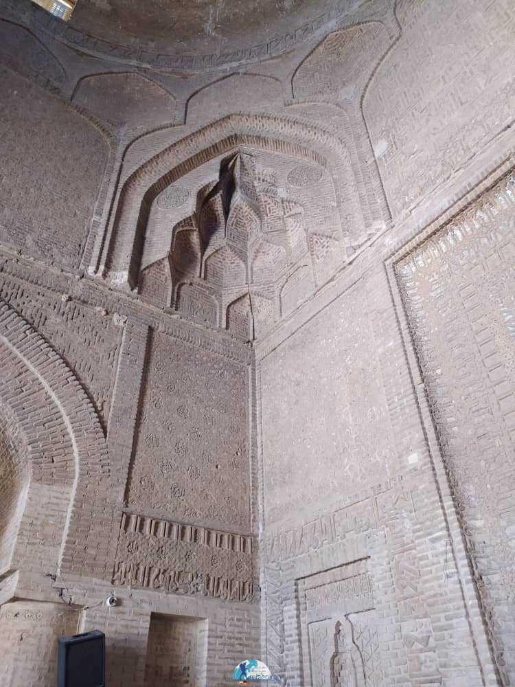 گوشواره مسجد جامع گلپایگان