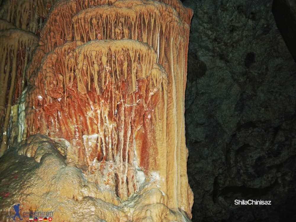 استالاگتیت غار کهک