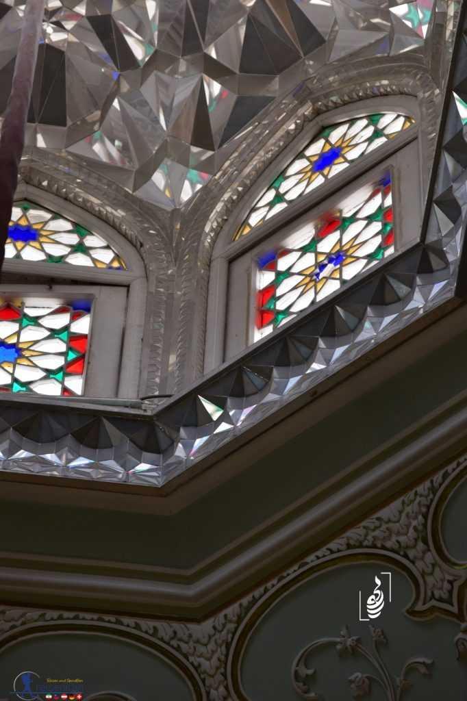 موزه نور و آبگینه یزد