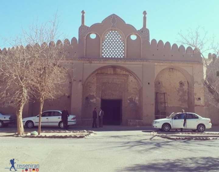 قلعه ملاباشی یزد