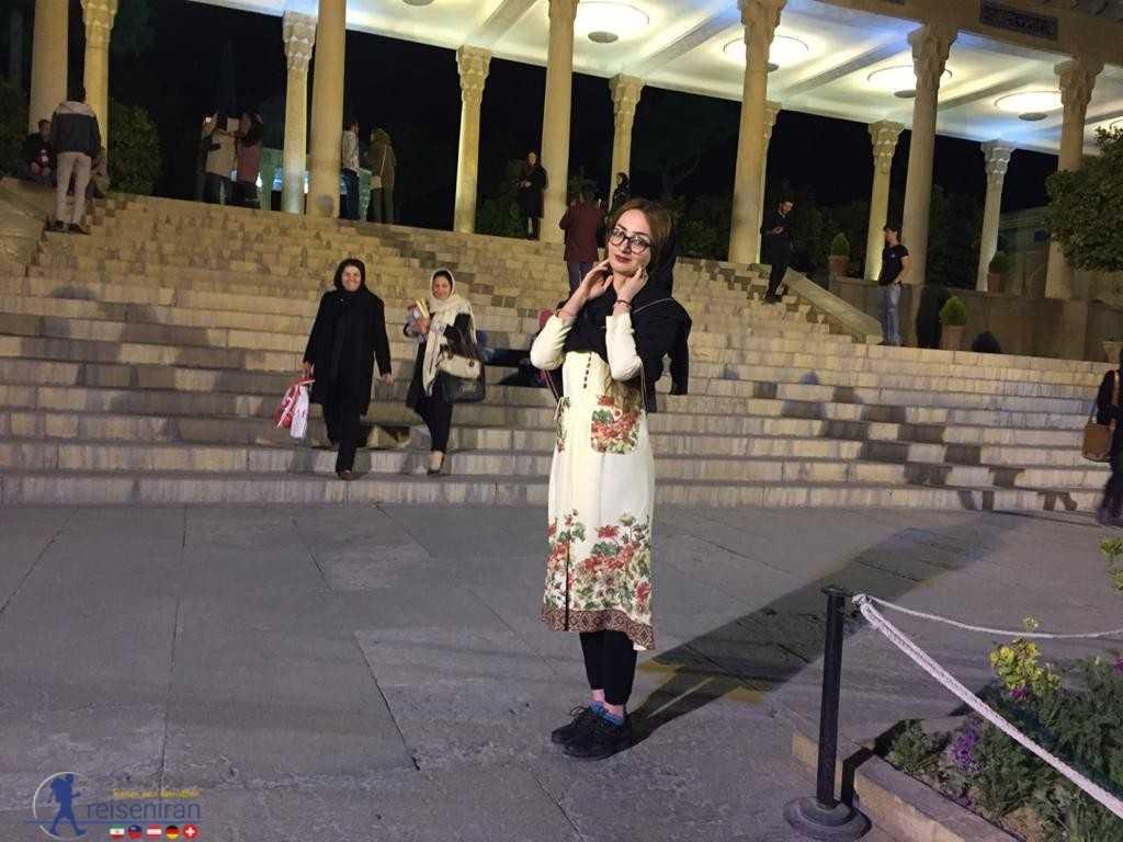 آوا در شیراز