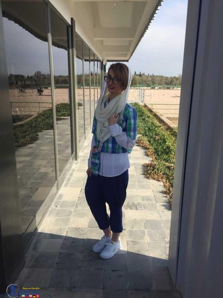آوا چهانگیری در تهران