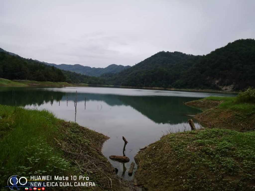 دریاچه میجران رامسر