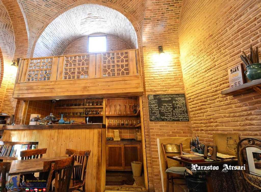 مطبخ کافه نگارالسلطنه