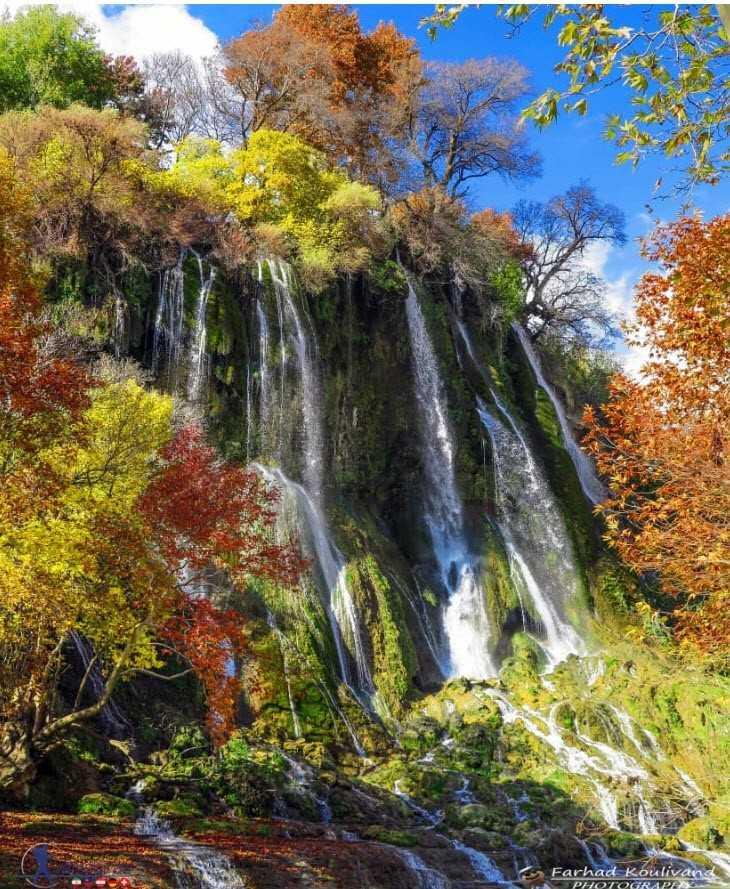 آبشار بیشه درود