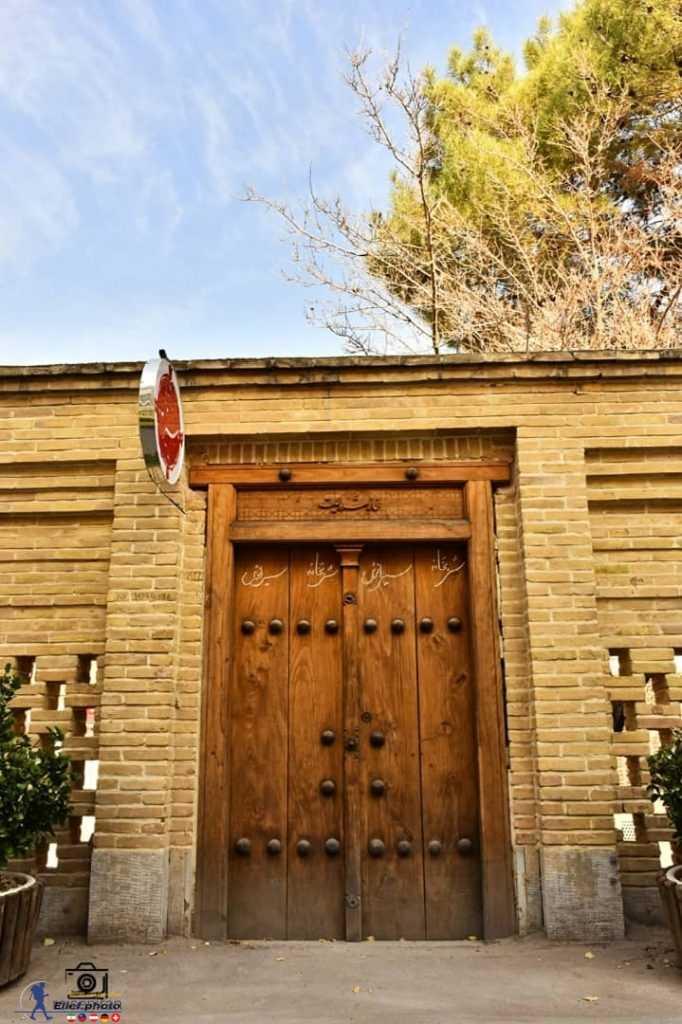 درب دیگر خانه مشروطه اصفهان