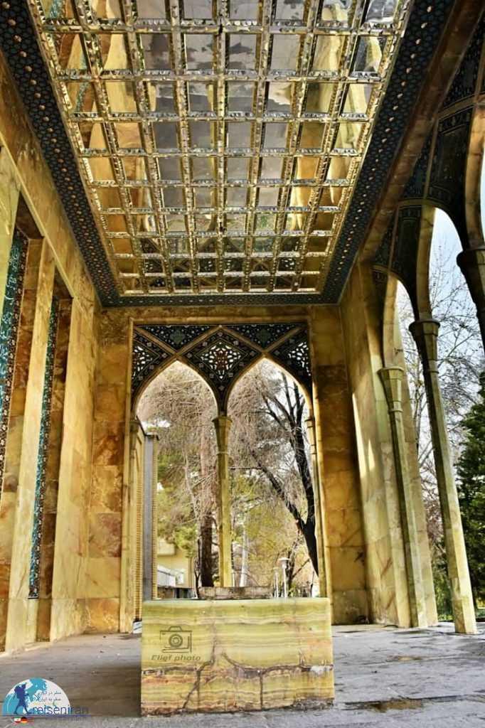 مقبره صائب تبریزی در اصفهان