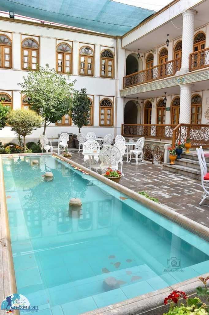 Courtyard of the Keshish House
