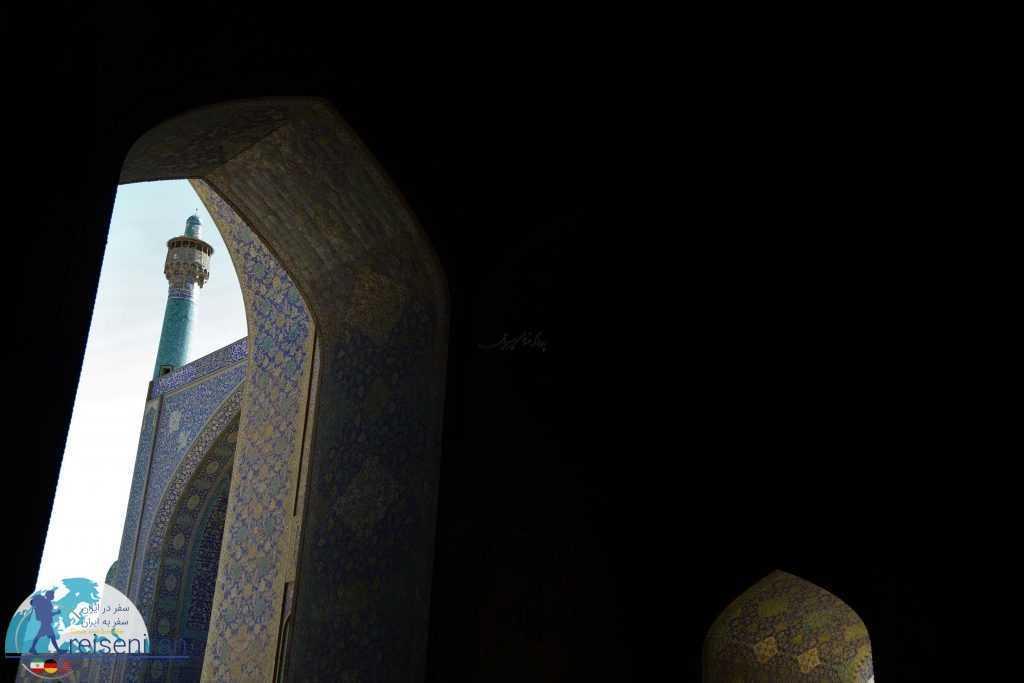خیالپردازی در مسجد شاه اصفهان