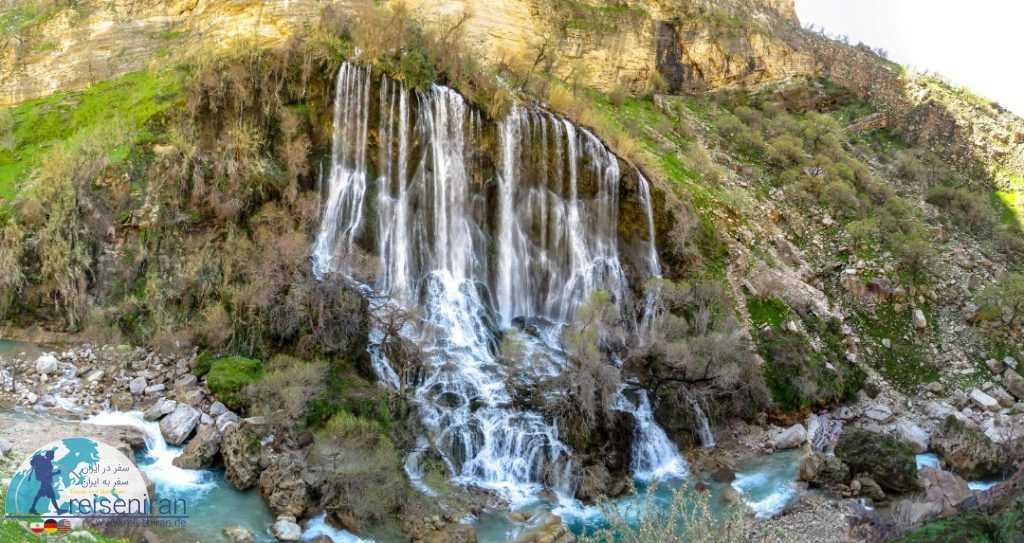رود و آبشار شوی