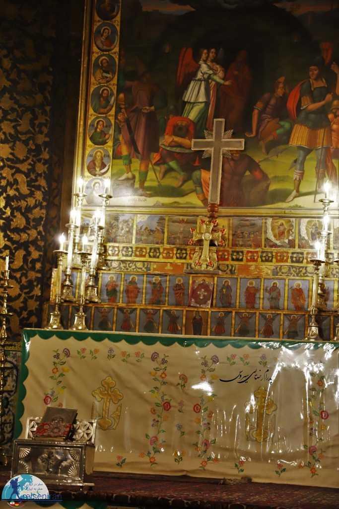 صلیب کلیسای وانک