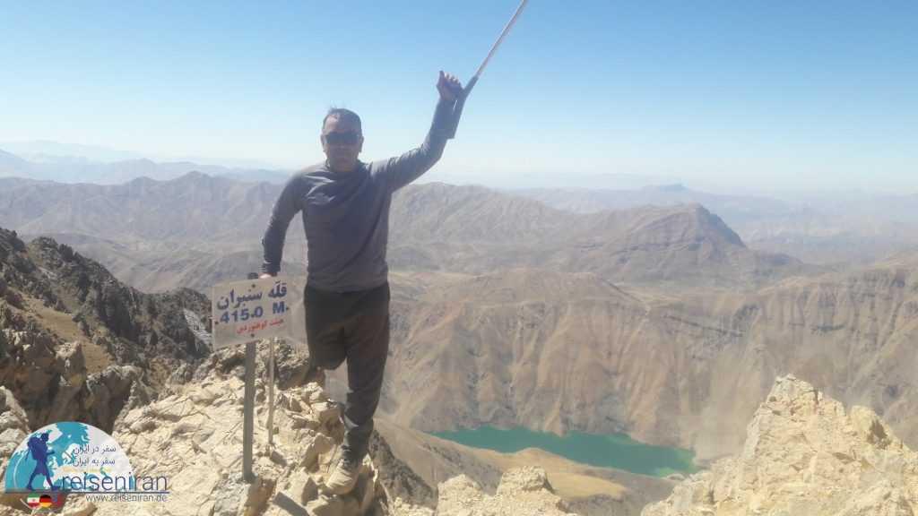 قله سنبران