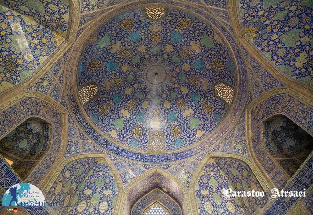 مسجد شاه آبی