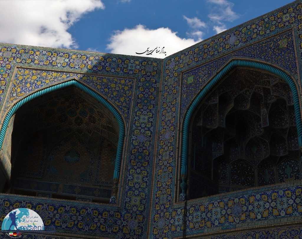 معماری مسجد جامع عباسی