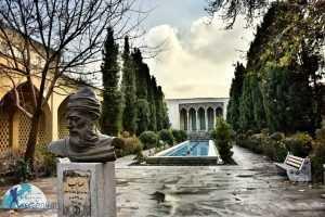 مقبره صائب تبریزی