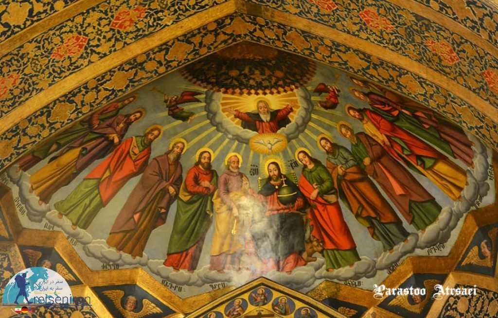 نقاشی روحانیون وانک