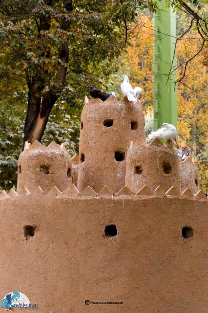 باغ پرنده ها اصفهان