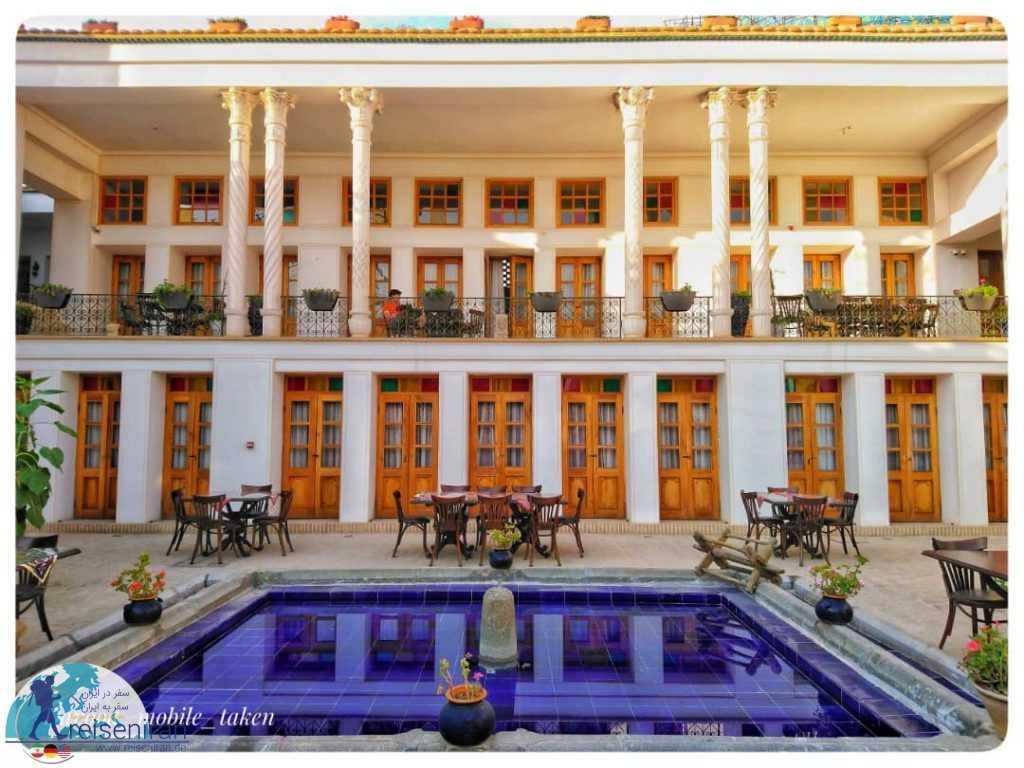 هتل کریاس اصفهان