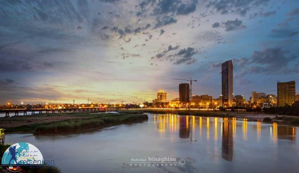 رودخانه کارون