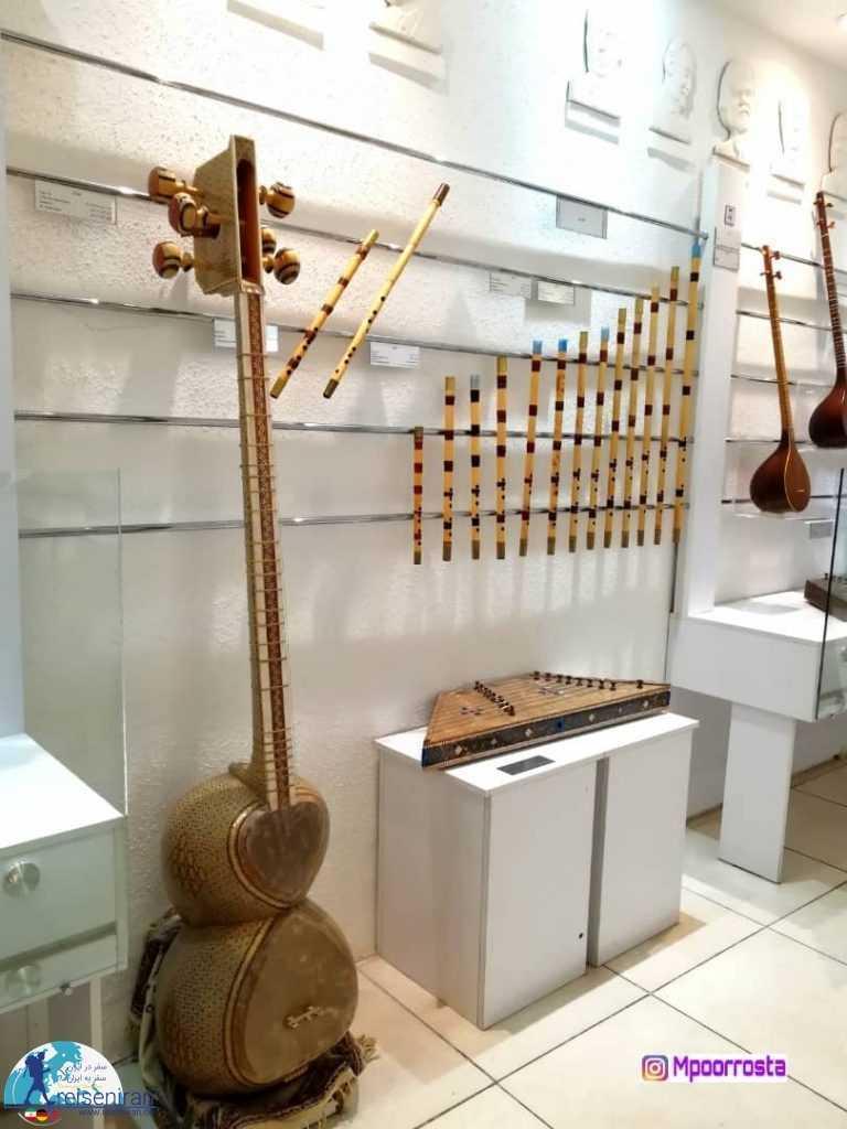 موزه موسیقی اصفهان