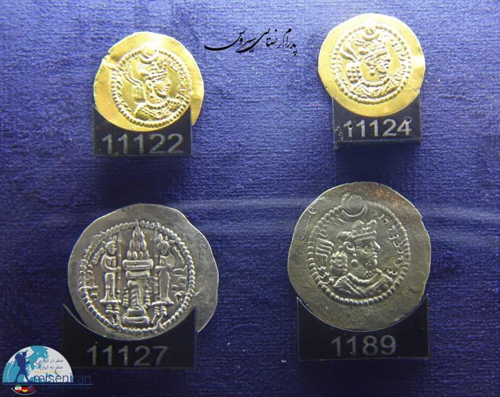 سکههای ساسانیان