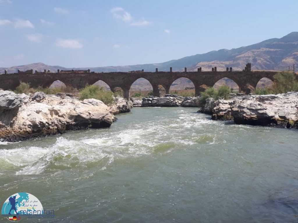 عکس رود ارس