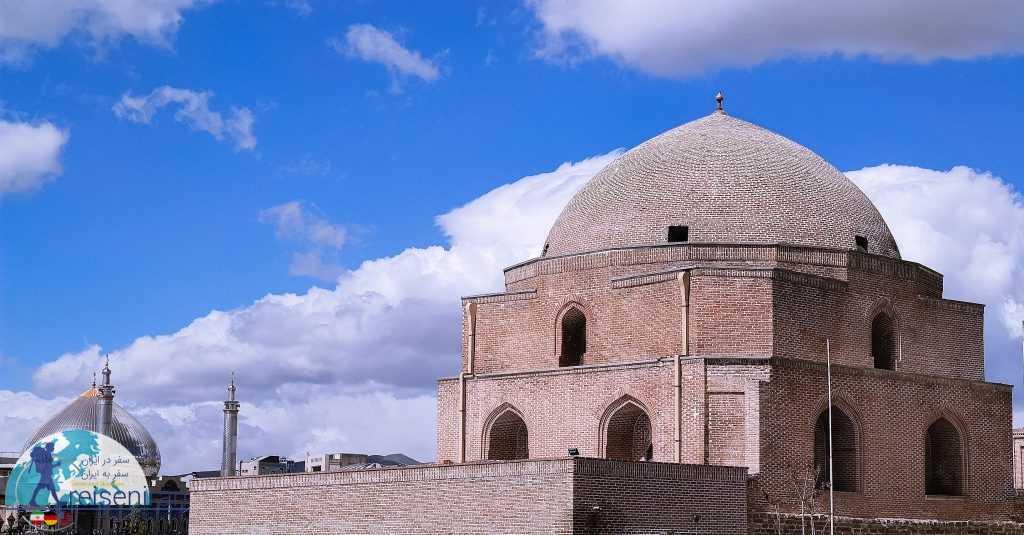 مسجد جامع رضاییه