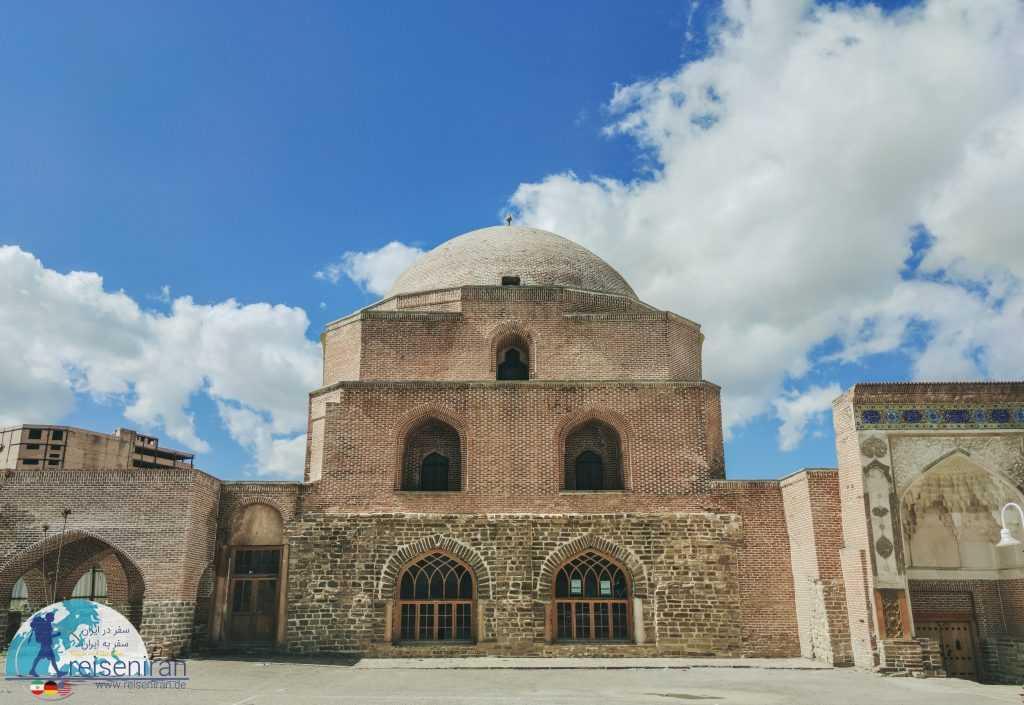 معماری مسجد جامع ارومیه