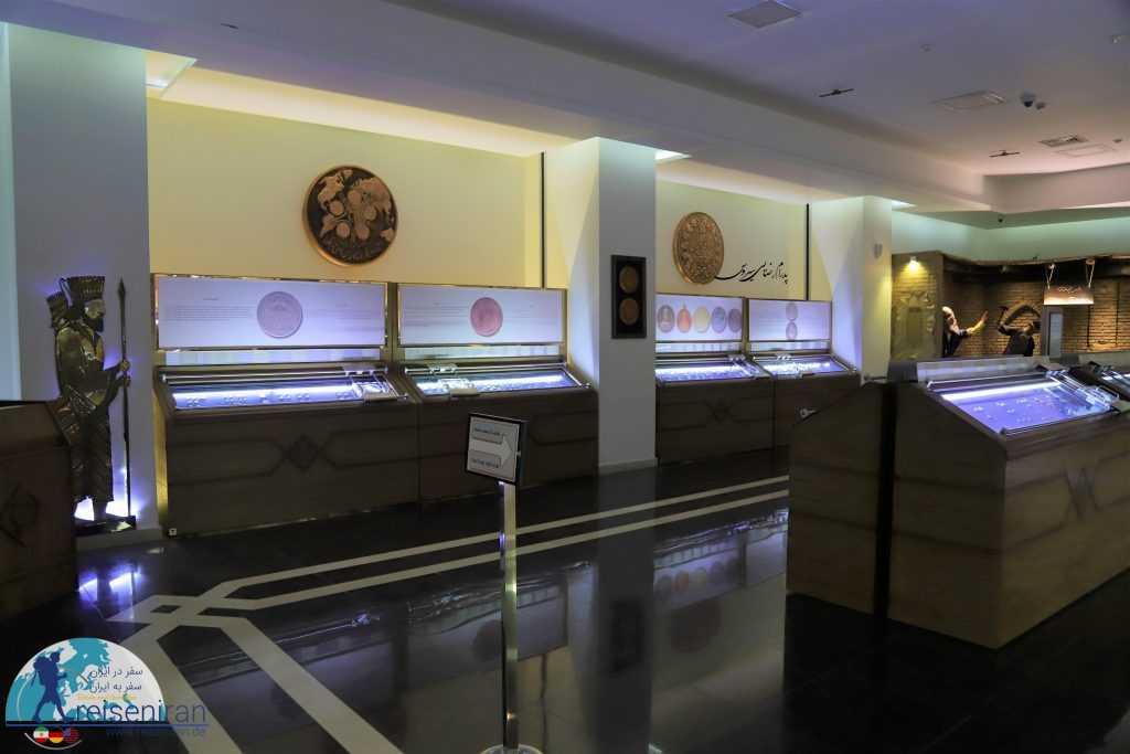 موزه سکه بانک سپه