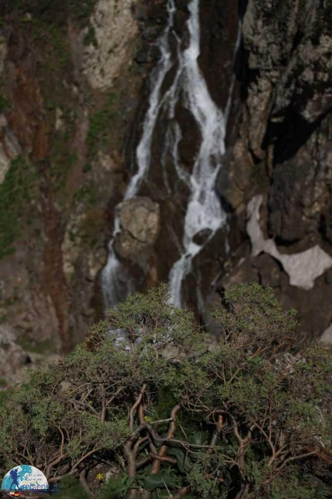 آبشار دیزج ارومیه