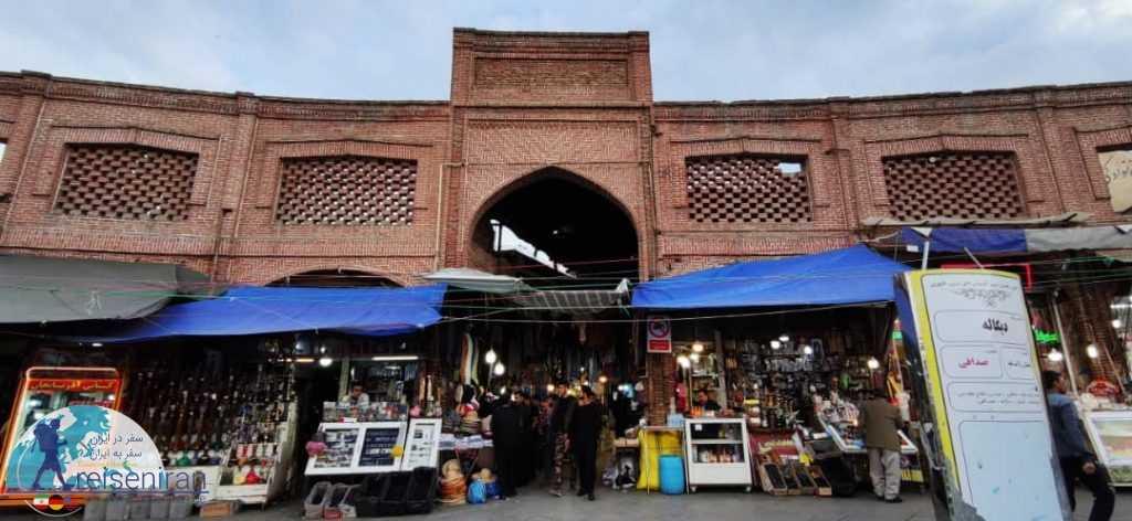 ورودیه بازار ارومیه