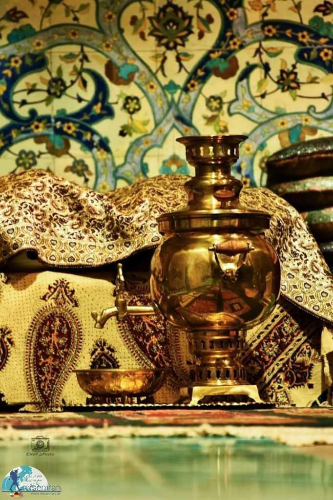 وسایل حمام تاریخی علیقلیآقا اصفهان