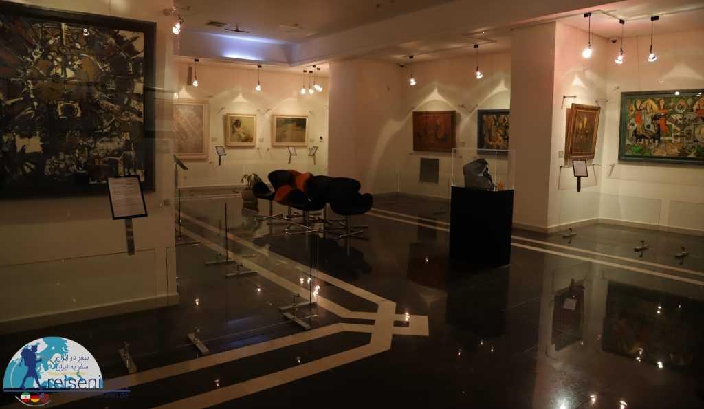 گالری نقاشی موزه سکه تهران