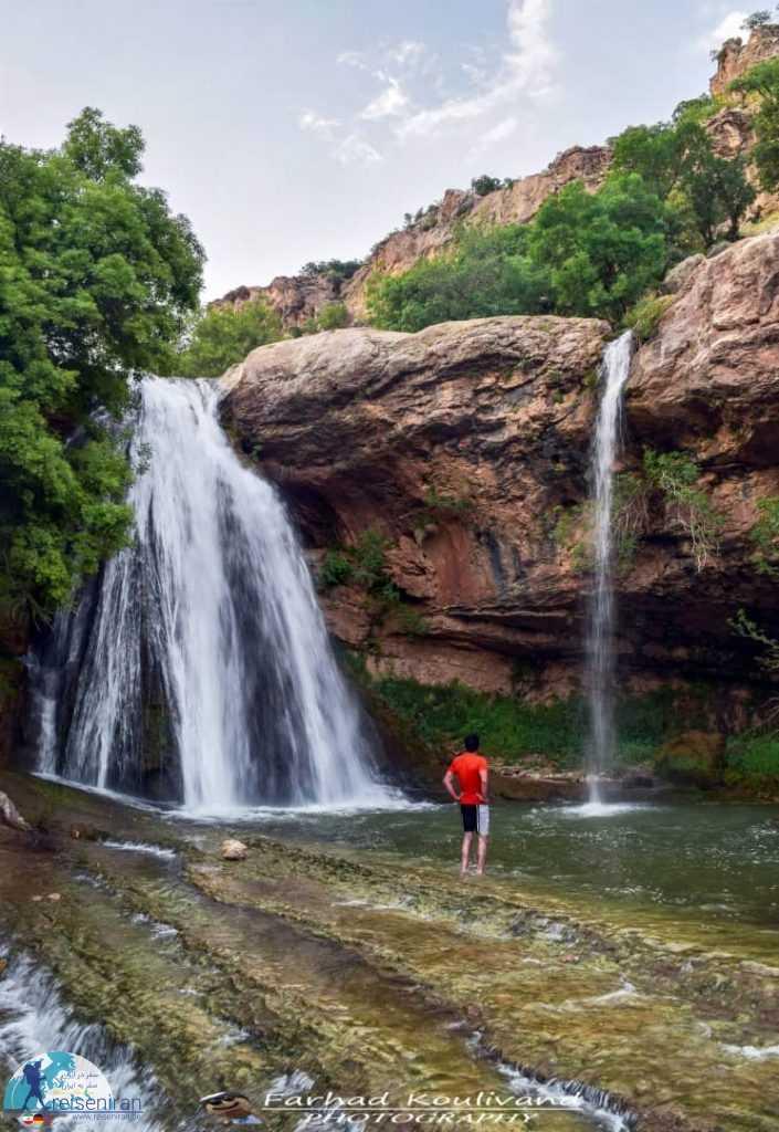 آبشار هفت چشمه خرم آباد