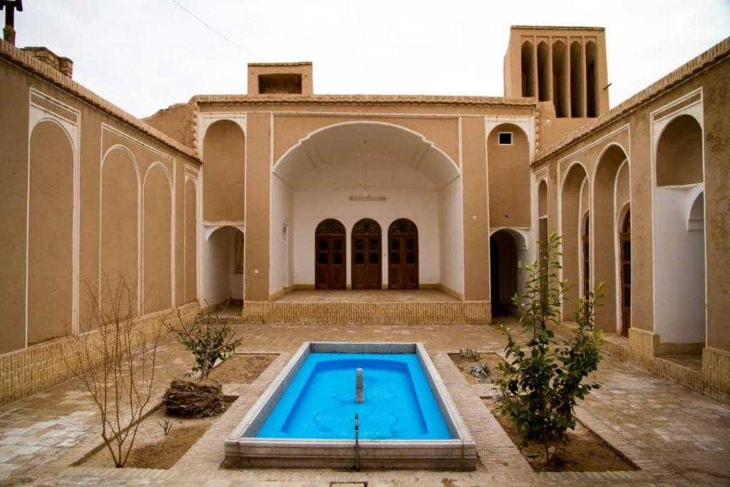 خانه تاریخی آیت الله خاتمی اردکان